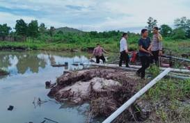 Penambangan Pasir Ilegal di Bintan Ditertibkan