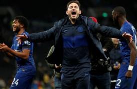 Chelsea Lolos ke Liga Champions, Lampard Diguyur Bonus Besar