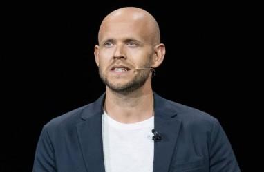 Bos Spotify Daniel Ek Belajar Bisnis Sejak Usia 14 Tahun