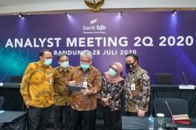 Triwulan II 2020 Bank BJB Tumbuh Positif