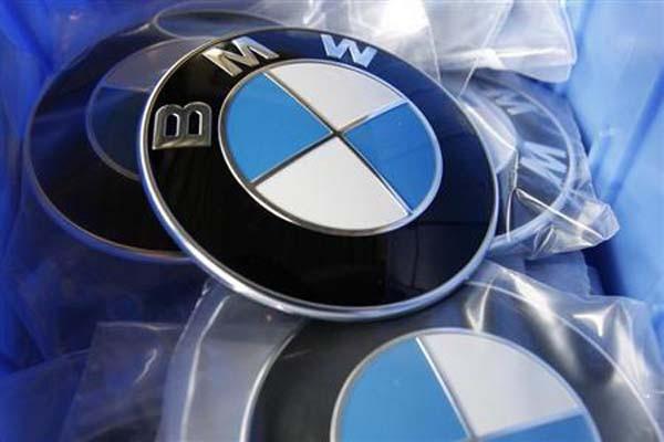 Logo BMW/Reuters - Pascal Lauener