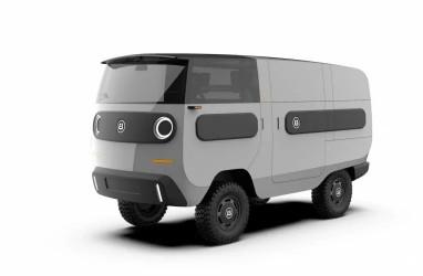 eBussy Akan Hadir Dalam Wujud Minivan hingga Pikap Listrik