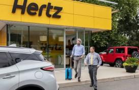 Utang Menggunung, Hertz Jual Setengah Juta Mobil Rental