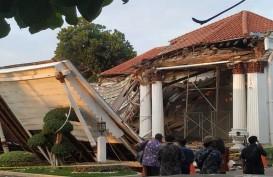 Gedung OJK Jateng Roboh Ungkit Kisah Raja Gula Oei Tiong Ham