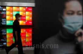 Saham Keluarga Bank BRI (BBRI) Turun, IHSG Kembali ke 5.100
