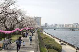 Fitch Pangkas Outlook Rating Utang Jepang jadi Negatif…