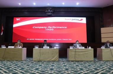 Bank Jatim Optimalkan Dana Pemulihan Ekonomi Rp2 Triliun, Begini Strateginya
