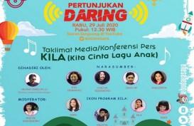 Kemendikbud Gandeng KITA Indonesia Gelar Lomba Cipta Lagu Anak