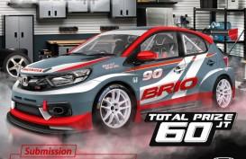 Honda Prospect Luncurkan Gim Ponsel Brio Virtual Drift Challenge