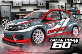 Honda Prospect Luncurkan Gim Ponsel Brio Virtual Drift…