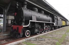 Museum Kereta Api Ambarawa Dibuka, Pengunjung Dibatasi 50 Persen