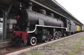 Museum Kereta Api Ambarawa Dibuka, Pengunjung Dibatasi…