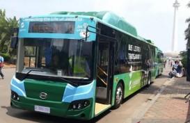 Pastikan Keselamatan, Bus Listrik Jakarta Diuji-coba Secara Ketat