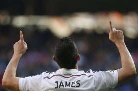 Arturo Vidal Berharap James Rodriguez Pindah dari…