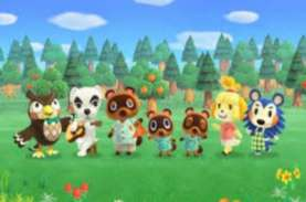 Pembaruan dari Game Animal Crossing: New Horizon