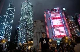 Hong Kong Resesi Lagi! Ekonomi Kontraksi 9 Persen…