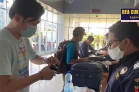 Bea Cukai Jayapura Berperan Aktif dalam Kegiatan Repatriasi…