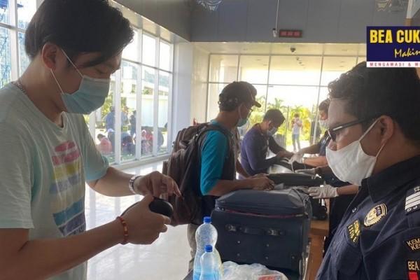 Bea Cukai Jayapura Berperan Aktif dalam Kegiatan Repatriasi antara Indonesia dan Papua New Guinea