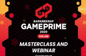 Baparekraf Game Prime 2020 Hadirkan Pembicara Internasional