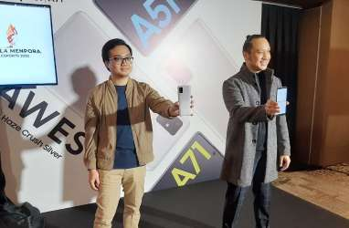 Samsung Galaxy A71 Jadi Perangkat Resmi Turnamen Esports Piala Menpora