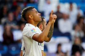 Diaz Positif Covid-19, UEFA Yakin Laga City Vs Madrid…