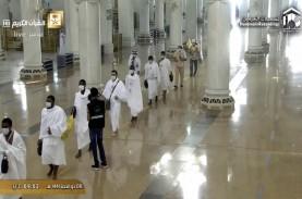 Ibadah Haji 2020 : Jemaah Mulai Menjalani Tawaf dan…