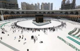 Jemaah Mulai Melaksanakan Ibadah Haji di Mekah