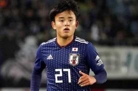 Ajax Amsterdam Incar Pemain Jepang di Real Madrid,…