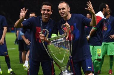 Xavi Sebut Melatih Barcelona Tujuan Utamanya