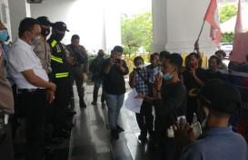 Mahasiswa Batam Tuntut Anggota DPRD Pemain Limbah Ditangkap