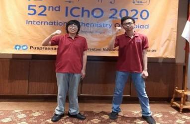 Empat Siswa SMA Bertarung di Olimpiade Kimia Internasional di Turki secara Daring