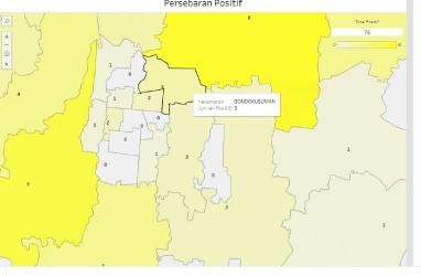 2 Kecamatan di Kota Jogja ini Steril dari Kasus Positif Corona