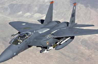 Dua Pesawat Pengintai Militer AS Terbang Merapat ke Shanghai China
