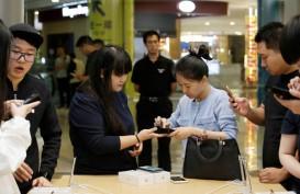 Wow, Penjualan iPhone di China Melonjak Drastis