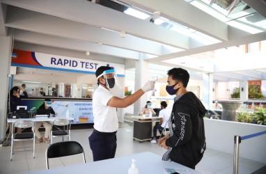 Dorong Pertumbuhan Trafik Penerbangan, Angkasa Pura I Fasilitasi Layanan Rapid Test di Bandara