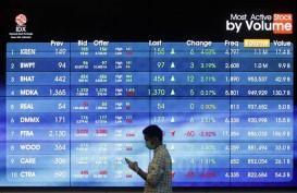IHSG Dibuka Menguat, Saham ASII Diborong Investor Asing