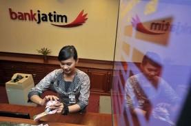 Bank Jatim Bukukan Laba Rp770,15 miliar