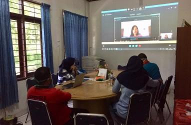 Lebih dari 200 Guru di Sumatera Mengikuti Lokakarya Virtual Edukasi Pencegahan Karhutla