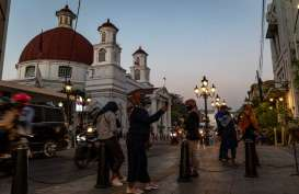Gelontorkan Bankeu Rp2,23 Triliun, Jateng Genjot Proyek Padat Karya