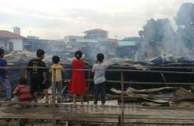 4 Rumah di Batam Terbakar, Kerugian Ditaksir Rp 1 miliar
