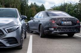 Mercedes-Benz S-Class : Nyaman dan Aman Berkat Teknologi Cerdas