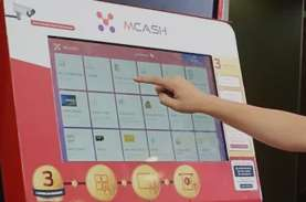 Topline Naik Pesat, Bottomline M Cash (MCAS) Masih Loyo