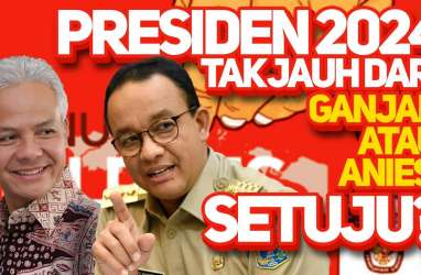 PILPRES 2024: Wabah Corona Dongkrak Elektabilitas Ganjar Pranowo dan Anies Baswedan