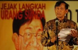 Sebelum Meninggal, Ajip Rosidi Sempat Garap Kamus Bahasa Sunda Mutakhir