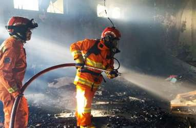 Kantor Dinas Kesehatan Sulsel Terbakar, Dokumen Covid-19 Ikut Dilalap Api