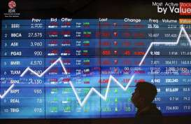 Saham Big Caps Topang Kenaikan Indeks Bisnis-27