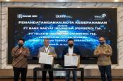 BRI dan Telkom Kolaborasi Tingkatkan Layanan Satelit