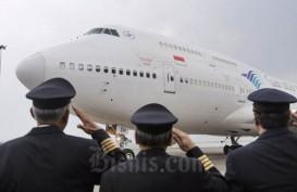 Garuda Indonesia Klaim Jumlah Penumpang Baru 20 Persen