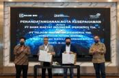 BRI Berkolaborasi dengan Telkom untuk Tingkatkan Layanan Satelit