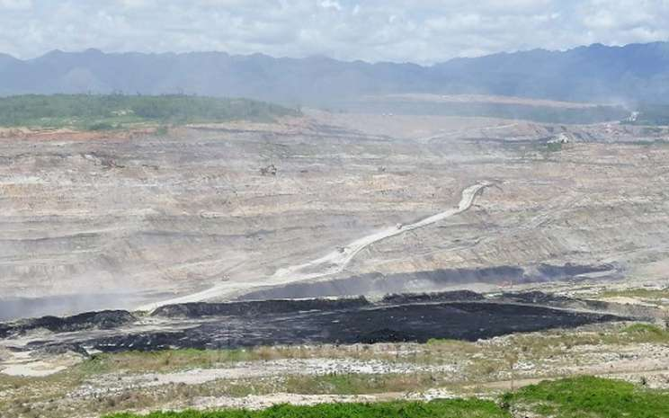 Ilustrasi - Salah satu lokasi pertambangan batu bara di Kalimantan Timur. - JIBI/Rachmad Subiyanto